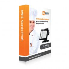 Pokladní software AWIS Gastro profi