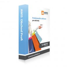 Pokladní software AWIS Obchod profi