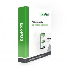 Pokladní systém EcoPOS pro iOS - zdarma