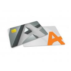 Magnetické karty s vlastním potiskem - zákaznické VIP karty