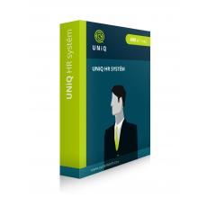 HR systém UNiQ pro personalistiku