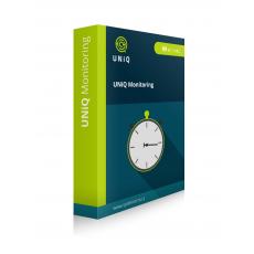 UNiQ Monitoring - sledování práce zaměstnanců